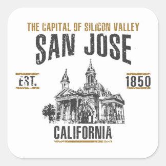 Adesivo Quadrado San Jose