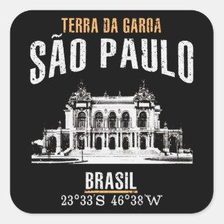 Adesivo Quadrado São Paulo