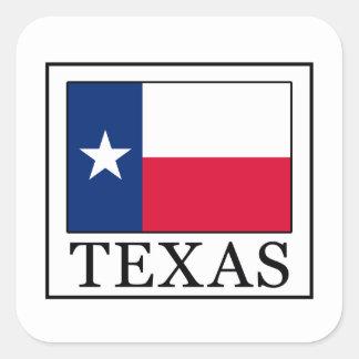 Adesivo Quadrado Texas