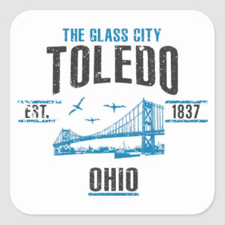Adesivo Quadrado Toledo