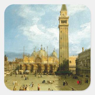 Adesivo Quadrado Veneza 1720