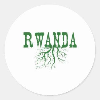Adesivo Raizes de Rwanda