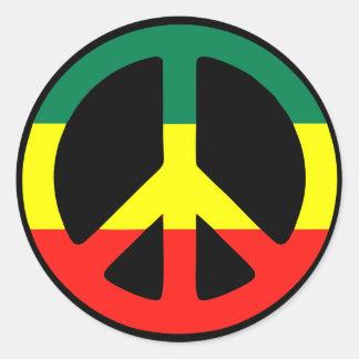 Adesivo Reggae