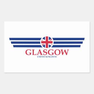 Adesivo Retangular Glasgow