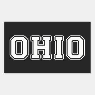 Adesivo Retangular Ohio