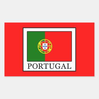 Adesivo Retangular Portugal