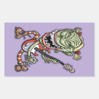 Adesivo Retangular Pugly Ewster