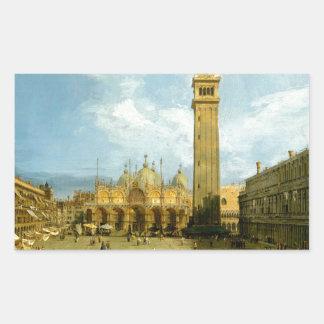 Adesivo Retangular Veneza 1720