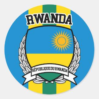 Adesivo Rwanda