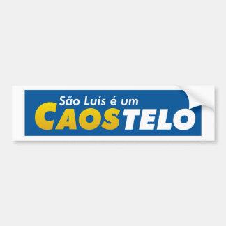 Adesivo São Luís é um Casotelo