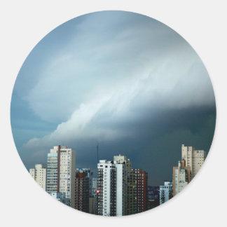 Adesivo São Paulo Skyline IV