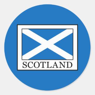 Adesivo Scotland