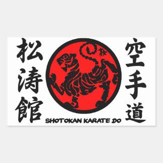 Adesivo Shotokan Karate-do