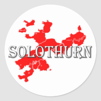 Adesivo Solothurn - Soleure