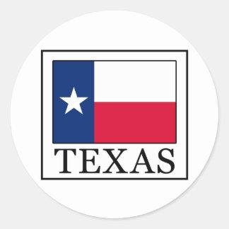 Adesivo Texas