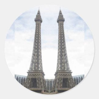 Adesivo Torre GIF de Las Vegas de Effel da RÉPLICA,
