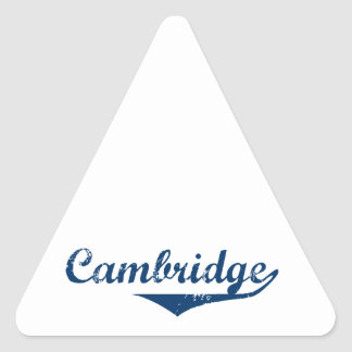 Adesivo Triangular Cambridge