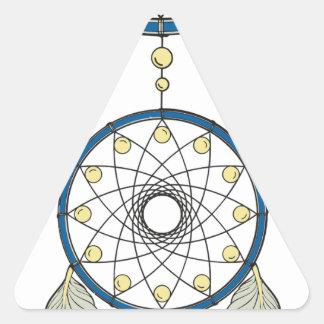 Adesivo Triangular Dreamcatcher