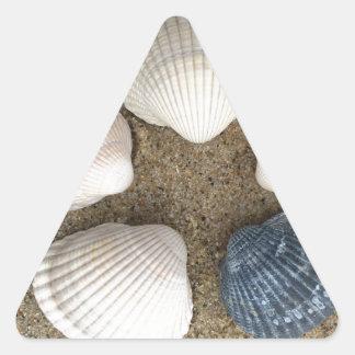 Adesivo Triangular Seja diferente