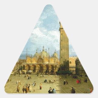 Adesivo Triangular Veneza 1720