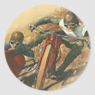 Adesivo Trilha lisa races2 da motocicleta