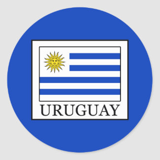 Adesivo Uruguai