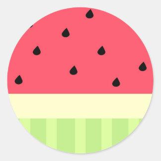 Adesivo Watermelon