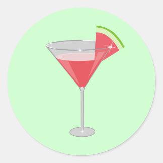 Adesivo Watermelontini Martini
