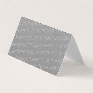 adicione seu modelo vazio dobrado imagem