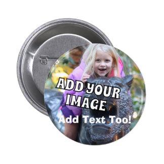 Adicione sua própria foto transferida arquivos pel botons