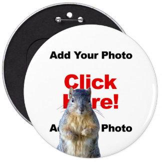 Adicione um botão feito sob encomenda da foto do boton