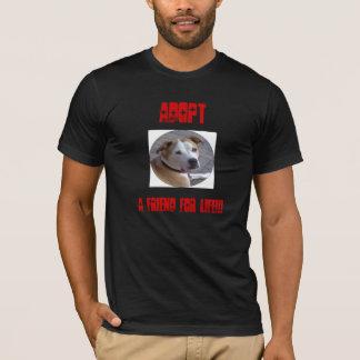 Adote um Pitbull Tshirt