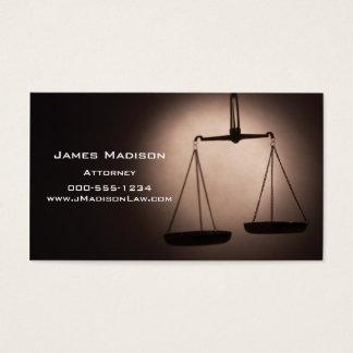 Advogado Cartão De Visita