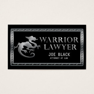 Advogado, cartões de visitas do advogado