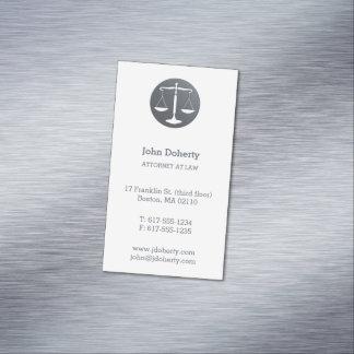Advogado em escalas da platina da lei | de justiça