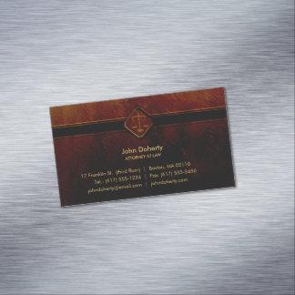 ADVOGADO na LEI - cartão de visita profissional