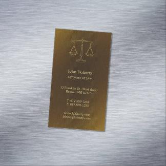 Advogado no ouro perfeito da lei |