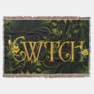 """Afago Galês de """"Cwtch"""" Coberta"""