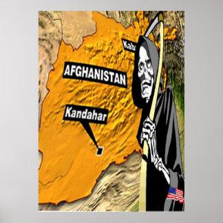 Afeganistão agora poster