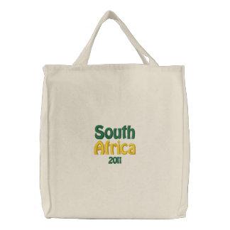 África do Sul mercadoria patriótica de 2011 fãs Bolsa
