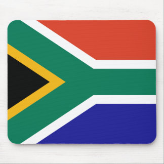 África do Sul Mousepad