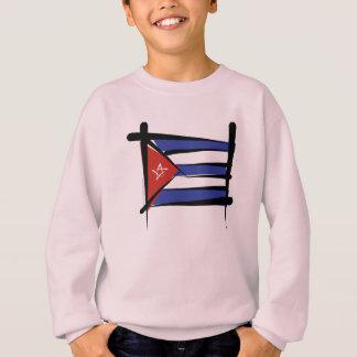 Agasalho Bandeira da escova de Cuba