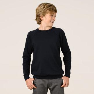 Agasalho Camisola americana do Raglan do roupa dos meninos