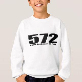 Agasalho O bloco grande de Chevy 572 vai rapidamente