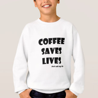 Agasalho o café salvar vidas