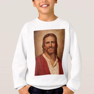 Agasalho O sorriso Loving do Jesus Cristo