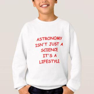 Agasalho piada da astronomia