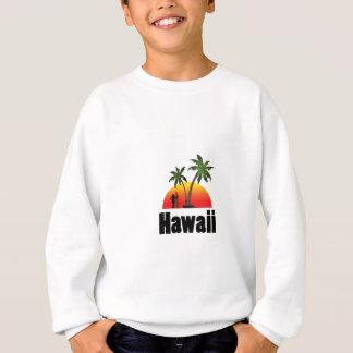 Agasalho surfista de Havaí
