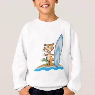 Agasalho Surfista do gato