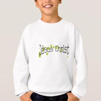 Agasalho Vertes dos taches do cristo de Jésus